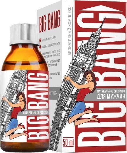 Bigbang — комплексное средство от простатита и для потенции