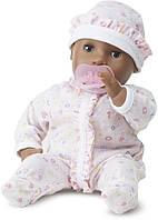 "Игрушка для девочек Кукла Габриель, 31 см (Mine to Love - Gabrielle 12"" Baby Doll) ТМ Melissa & Doug MD4915"