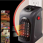 Портативный обогреватель 400W Rovus Handy Heater Портативний обігрівач, фото 4