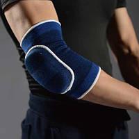 Налокотник защитный спортивный LiveUp ELBOW SUPPORT волейбол, теннис, баскетбол 1 шт.
