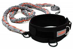 Набор-эспандер тренировочный LiveUp TRAINING KIT для прыжков, выбегания (LS3662)