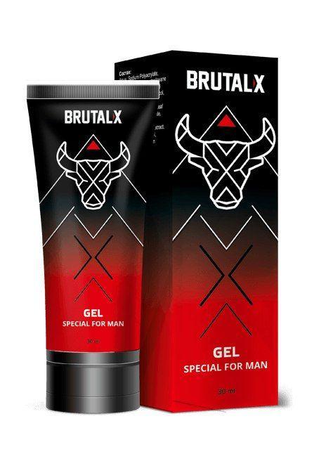 BrutalX гель для увеличения члена