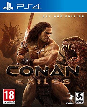 Игра для игровой консоли PlayStation 4, Conan Exiles. Day One Edition (Rus)