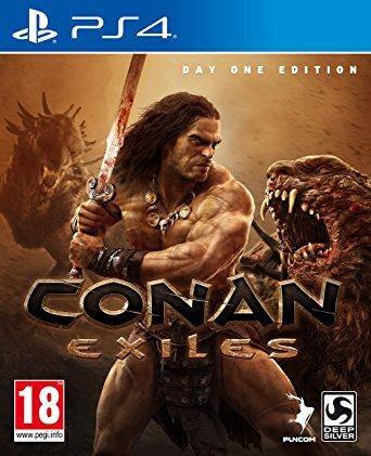 Игра для игровой консоли PlayStation 4, Conan Exiles. Day One Edition (Rus), фото 2
