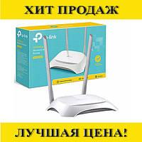 Wi-Fi роутер N300 TP-Link TL-WR840N (2 антенны)