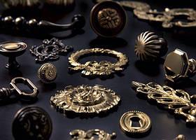 Ценность фурнитуры как декоративного элемента в оформлении произведений искусства