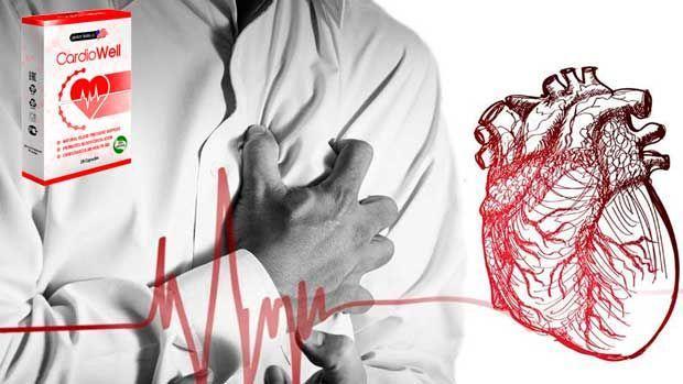 CardioWell (КардиоВелл) капсулы для регуляции артериального давления