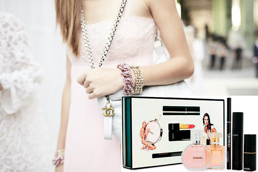 Chanel Present Set подарунковий набір з 5 предметів