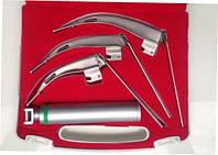 Ларингоскоп фіброоптичний у наборі з 3-ма клинками Flexy-tip за McCoy