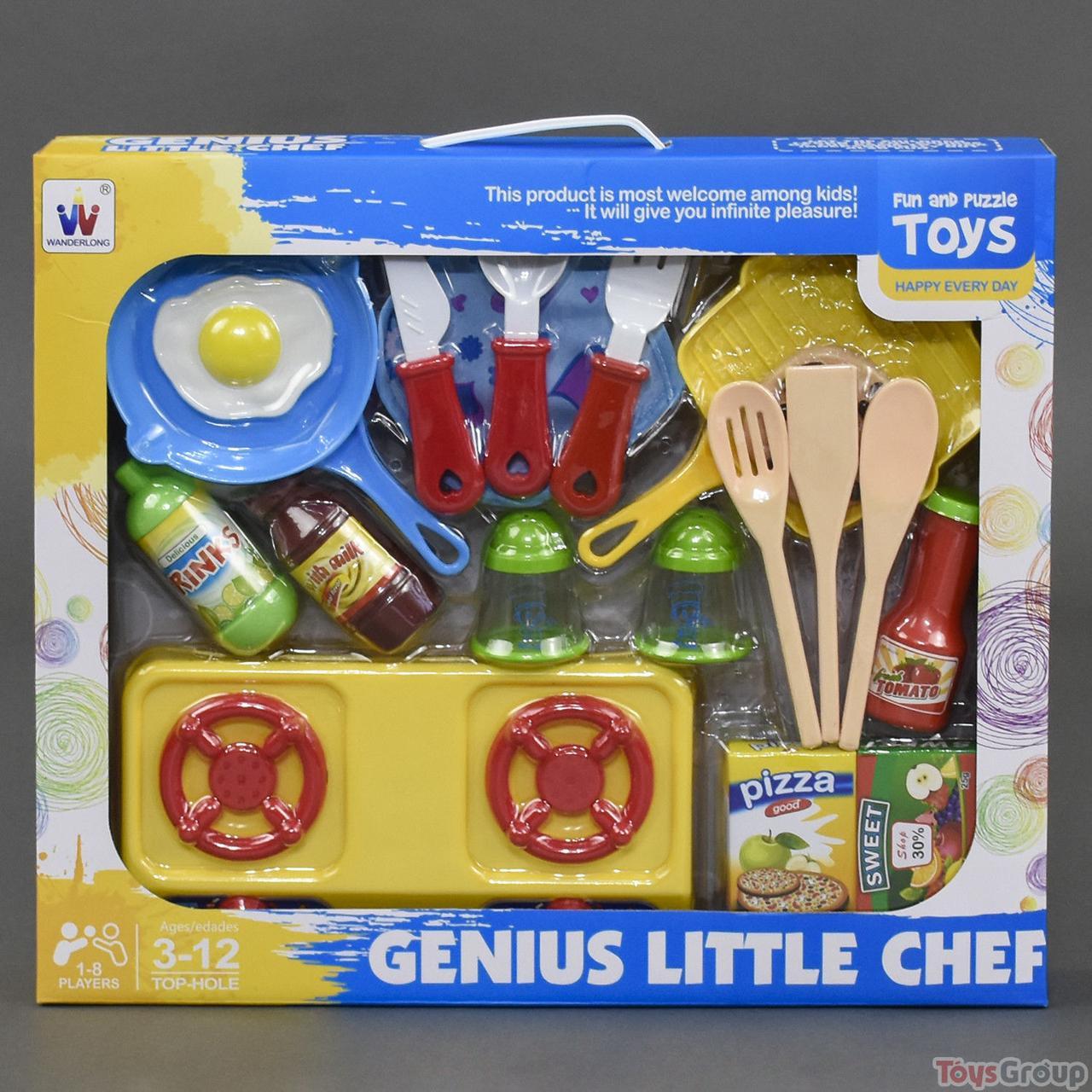 Набор посуды W 019-6 (24) в коробке