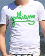 Футболка мужская John Galliano
