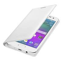 Чехол Flip Cover Samsung Galaxy A3 EF-FA300BWEGRU белый