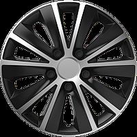 Колпаки Versaco Rapid  Silver&BlackR16