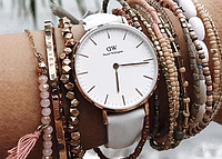 Daniel Wellington женские часы, фото 1