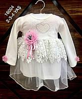 Платье на девочку (9-18 мес.)  купить оптом