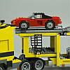 """Конструктор """"Погрузчик автомобилей"""" Lepin 24011 1324 деталей, фото 7"""