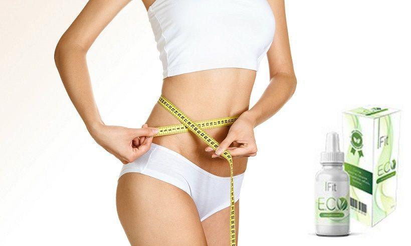 Eco Fit капли для снижения веса
