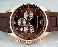 Emporio Armani модные мужские часы, фото 1