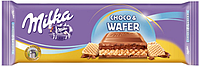 Молочный шоколад Милка Milka Choco Wafer 300g.