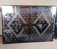 Дверка пічна з нержавійки 30х40