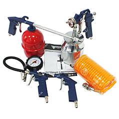 Набор пневмоинструментов Forte AT KIT-5S NEW