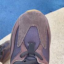 Мужские кроссовки Adidas Yeezy 700 Mauve EE9614, фото 3