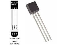 Датчик температуры цифровой DALLAS DS18B20