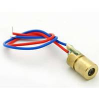 Лазер красный 5 мВт 0002