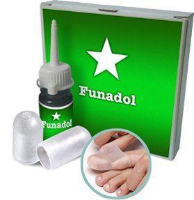 Funadol (Фунадол) — комплекс от грибка ногтей
