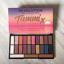 Тени для глаз Revolution X Tammi Tropical Paradise Palette, фото 4