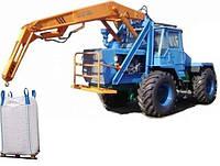 Крановая стрела на тракторы Т-150К-09, ХТЗ 17221, ХТА-200 ООО «ПК Стройагромаш»