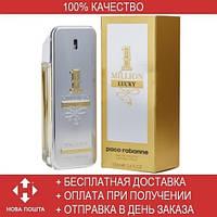 Paco Rabanne 1 Million Lucky EDT 100 ml (туалетная вода Пако Рабан 1 Миллион Лаки)