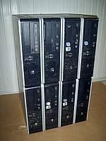 Системный блок, компьютер HP Compaq 7900 SFF/ 2 ядра /DDR 2/ Видеоадаптер Intel(R) Q45/ INT VIDEO Б/У