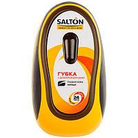 Губка Salton для гладкой кожи черная