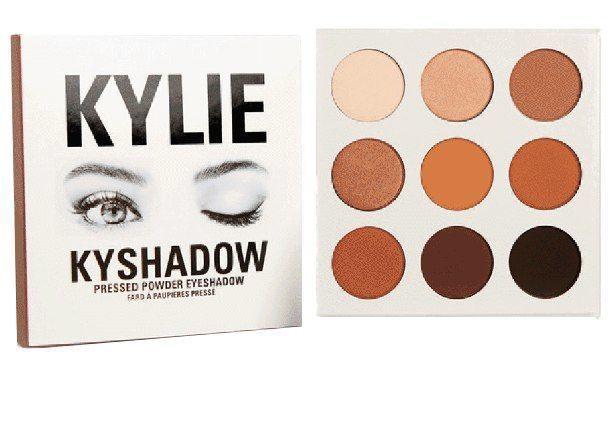 Kylie Kyshadow профессиональная палетка теней «Kylie Kyshadow» (9 оттенков)