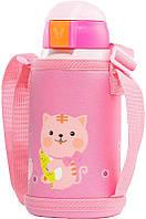 Термос Xiaomi Chindren Vacuum Cup 590ml Pink