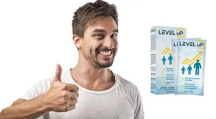 Level uP (Левел аП) - средство для роста человека