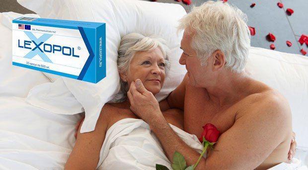 Lexopol (Лексопол) — комплекс для гарантированной эрекции