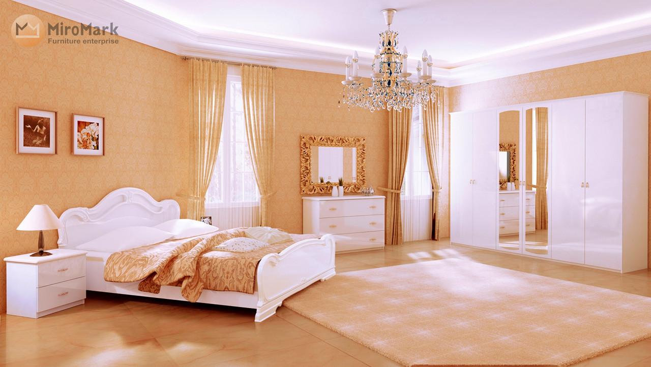 Спальня Футура 6Д Миро-Марк