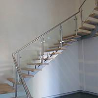 Лестница на центральном косоуре, фото 1