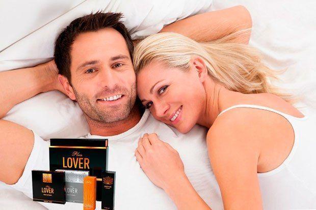 Lover plus мужской эротический комплекс