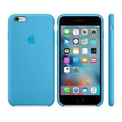 Чехол-накладка ARS для Apple iPhone 6/6S Plus Silicone Case Blue