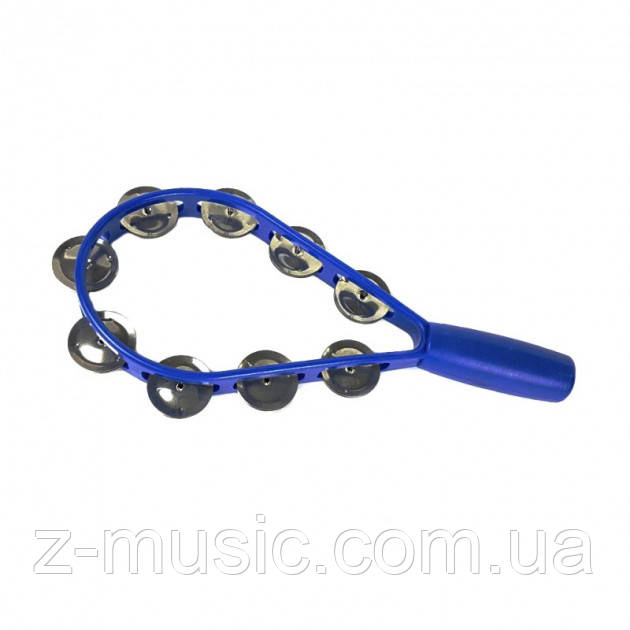 Тамбурин в форме ракетки ATB008 Blue