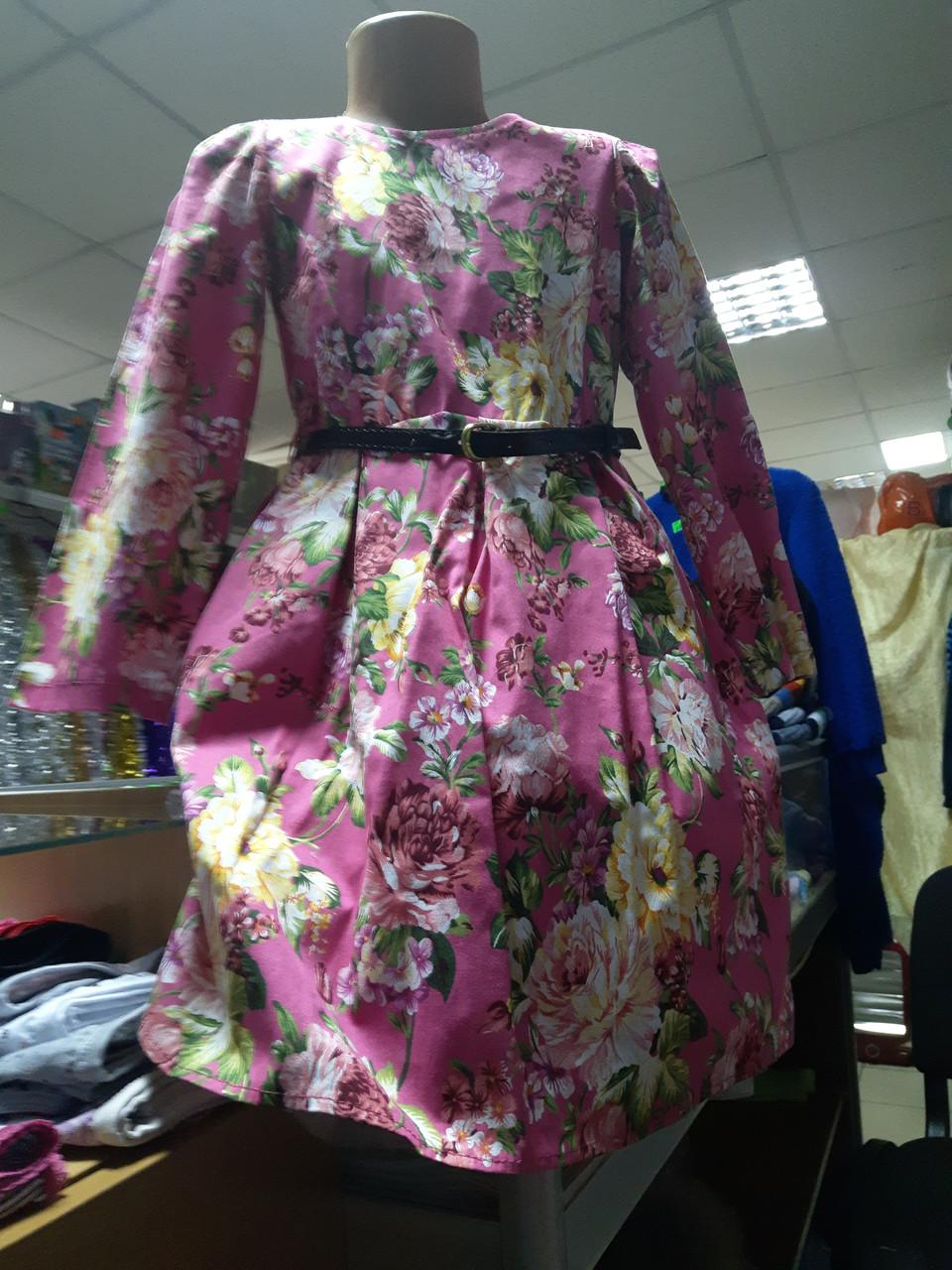 платье Нарядное для девочки р.116 122