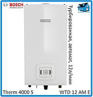 Колонка Газова Bosch Therm 4000 S WTD 12 AM E