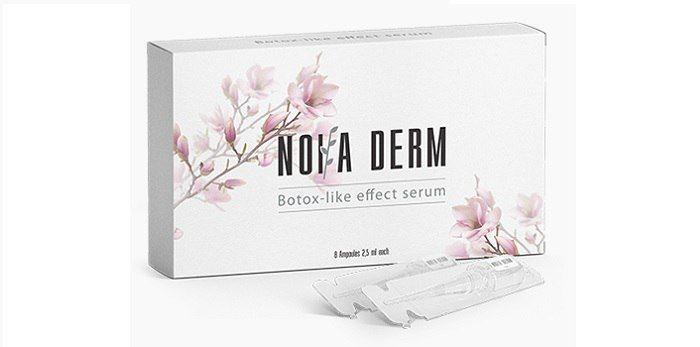 Noia Derm сыворотка от морщин