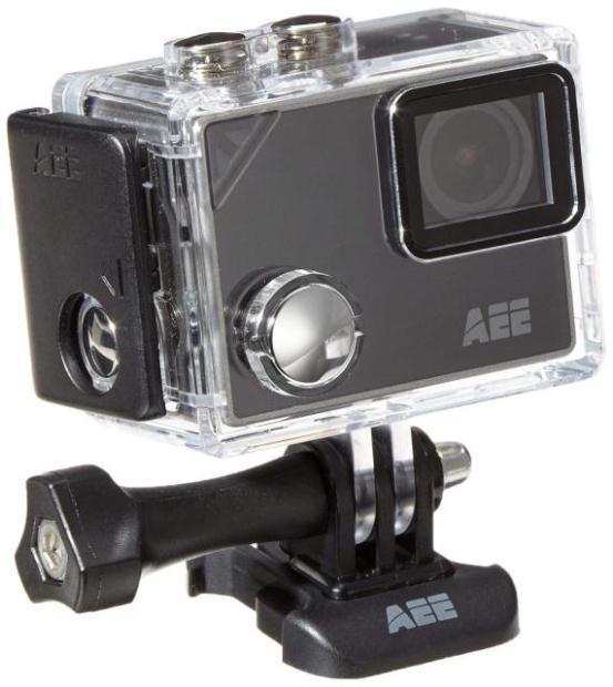 Экшн-камера AEE Lyfe Titan 4K/30fps, WiFi, BlueTooth, сенсорный экран