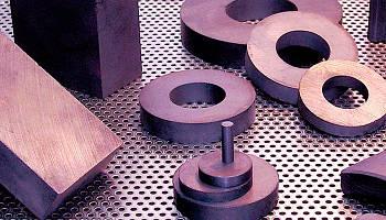 Как делают ферритовые магниты?