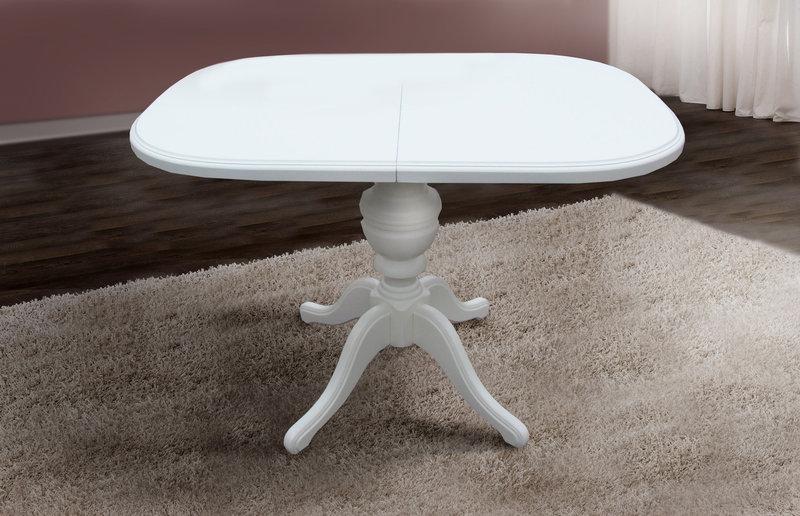 Стол обеденный Триумф (ваниль)