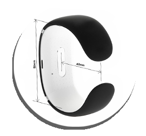 Shimaki  Bluetooth стильный браслет